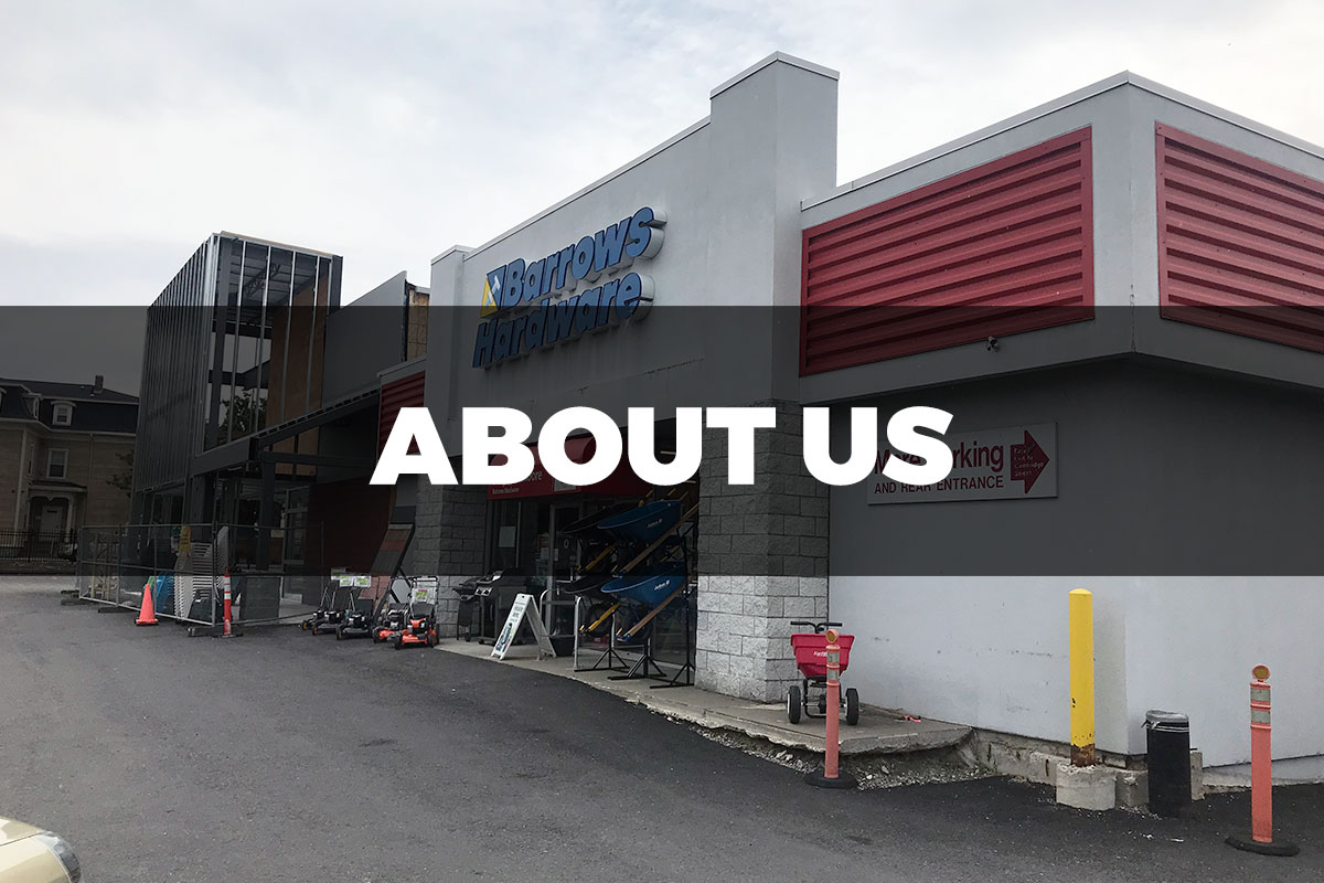 Barrows Hardware: About Us